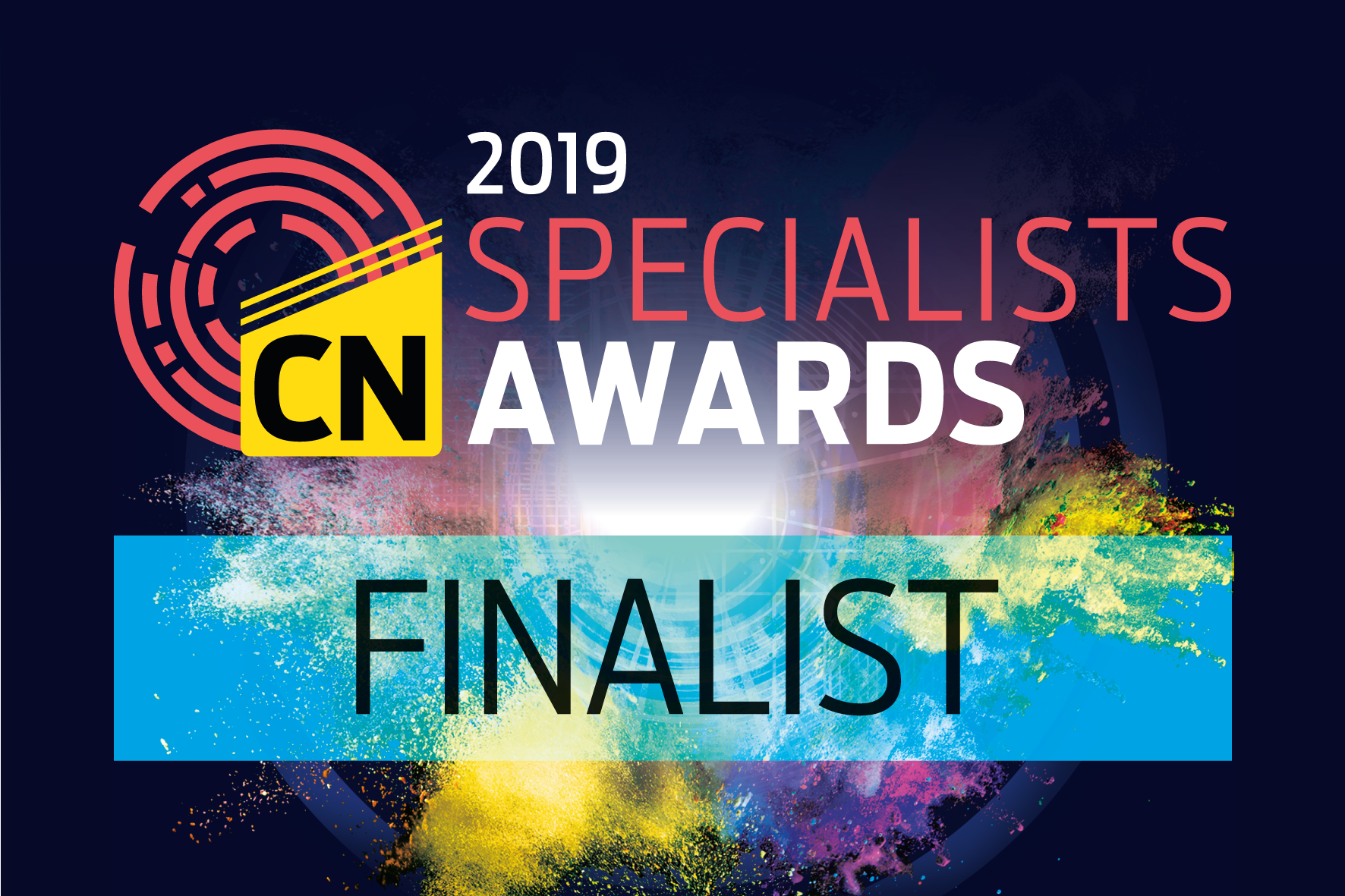 Arcus is shortlisted for FM Specialist of the Year Award