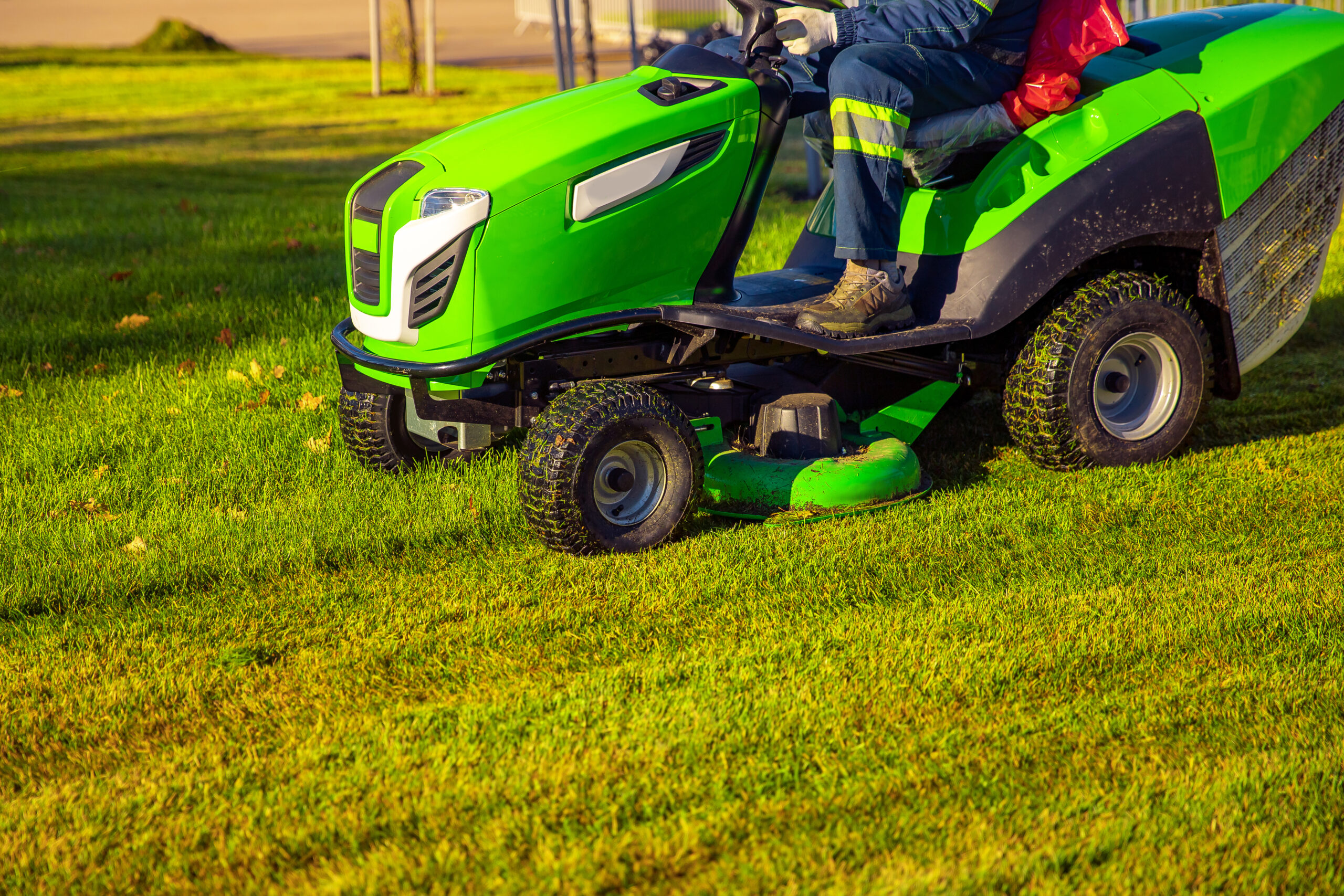 Grounds and Landscaping Maintenance Image